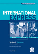 International Express Interactive Elementary Workbook with Student´s Audio CD