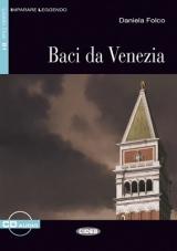 BLACK CAT IMPARARE LEGGENDO 2 - BACI DA VENEZIA + CD