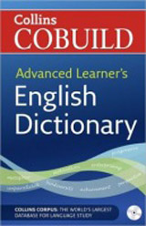 Collins COBUILD Advanced Learner´s English Dictionary (5th Edition) (Paperback) with CD-ROM