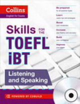 Collins Skills for the TOEFL iBT Test: Listening and Speaking with Audio CD