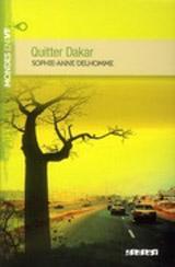 ATELIER DE LECTURE B1 QUITTER DAKAR LIVRE + MP3