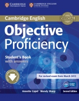 Objective Proficiency (2nd Edition) Student´s Book with Answers with Downloadable Software