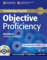 Objective Proficiency (2nd Edition) Workbook without Answers with Audio CD