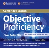 Objective Proficiency (2nd Edition) Class Audio CDs (3)
