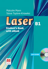 Laser (3rd Edition) B1 Student´s Book + CD-ROM Pack + eBook
