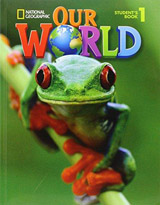 Our World 1 Student´s Book with CD-ROM