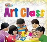 Our World 2 Reader Art Class