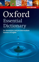 Oxford Essential Dictionary (2nd Edition)