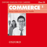 OXFORD ENGLISH FOR CAREERS COMMERCE 1 CLASS CD