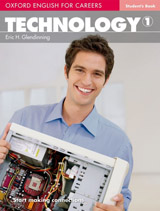 OXFORD ENGLISH FOR CAREERS TECHNOLOGY 1 STUDENT´S BOOK