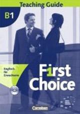 First Choice B1 PU + CD-ROM /dovoz/