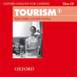 OXFORD ENGLISH FOR CAREERS TOURISM 1 CLASS CD