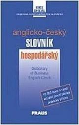 Anglicko-český hospodářský slovník