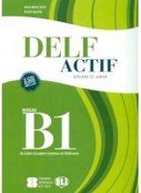 DELF ACTIF Scolaire et Junior B1 avec CDs AUDIO /2/