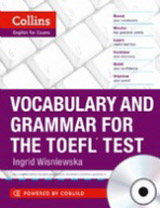 Collins Vocabulary and Grammar for the TOEFL Test with MP3 CD