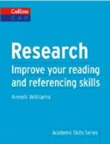 Collins English for Academic Purposes: Research