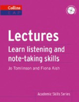 Collins English for Academic Purposes: Lectures (incl. audio CD)