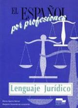 ESPANOL PROFESIONES LENGUAJE JURIDICO