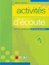 ACTIVITES D´ECOUTE 1 - Photocopiable + CD