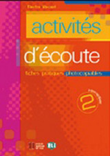 ACTIVITES D´ECOUTE 2 - Photocopiable + CD