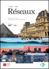 RESEAUX - Book + Audio CD