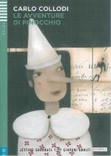 Letture Graduate Eli Giovani 2 LE AVVENTURE DI PINOCCHIO + CD