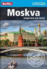 Moskva /Lingea/ Inspirace na cesty