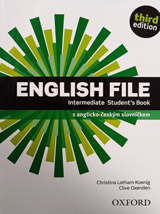 English File Intermediate (3rd Edition) Student´s Book (Czech Edition)