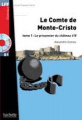 LFF B1 LE COMTE MONTE-CRISTO 1 + CD Audio MP3