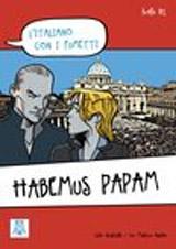 B1 HABEMUS PAPAM L´Italiano con i fumetti