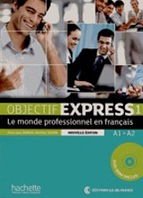 OBJECTIF EXPRESS 1 Eleve + CD n.éd.