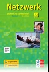NETZWERK A2 KURSBUCH mit AUDIO CDs /2/ und DVD