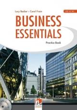 BUSINESS ESSENTIALS PRACTICE BOOK with AUDIO CD