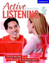 Active Listening Second Edition Level 1 Student´s Book with Self-study Audio CD