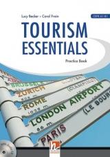 TOURISM ESSENTIALS PRACTICE BOOK with AUDIO CD