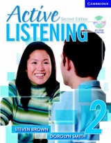 Active Listening Second Edition Level 2 Student´s Book with Self-study Audio CD