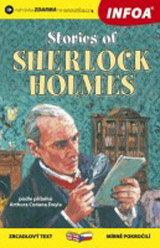 Zrcadlová četba - Stories of Sherlock Holmes
