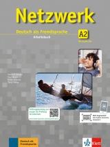 NETZWERK A2 ARBEITSBUCH mit AUDIO CDs /2/
