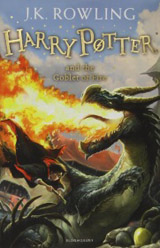 HARRY POTTER AND THE GOBLET OF FIRE Childrens´ Edition HB