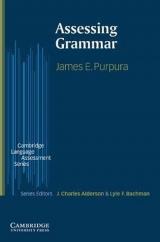 Assessing Grammar PB