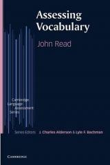 Assessing Vocabulary PB