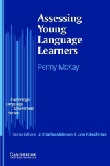 Assessing Young Language Learners Paperback