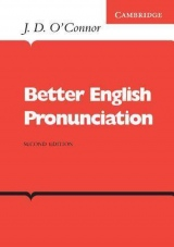 Better English Pronunciation Book