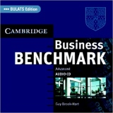 Business Benchmark Advanced Audio CDs (2) BULATS edition