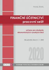 Finanční účetnictví - pracovní sešit 2020