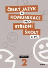 Český jazyk a komunikace pro SŠ - 2. díl (učebnice)