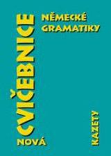 Cvičebnice německé gramatiky - kazety