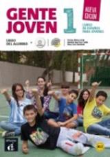Gente Joven 1 Nueva Edición – Libro del alumno + CD