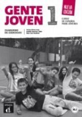 Gente Joven 1 Nueva Edición – Cuaderno de ejercicios + CD