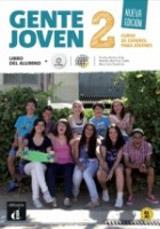Gente Joven 2 Nueva Edición – Libro del alumno + CD